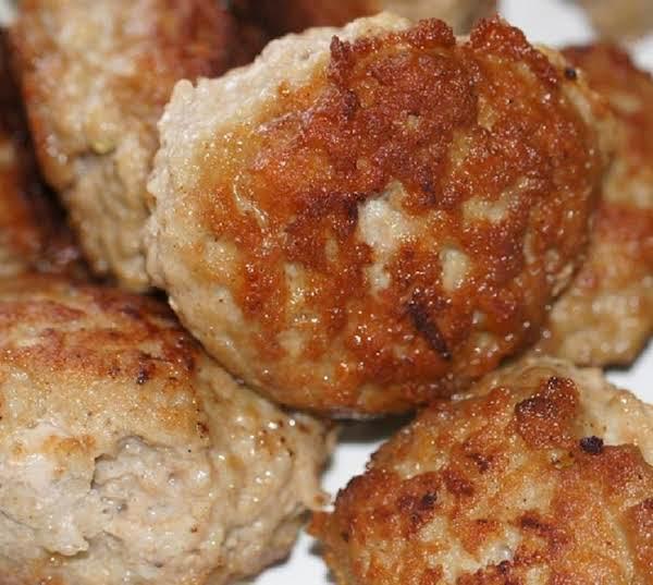 Italian Meatballs Baked In The Oven