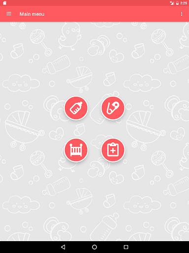 Baby App, Baby tracker Screenshot