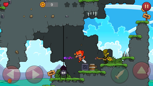 Heroes Of Otria: Action Platformer 0.6.0 screenshots 4