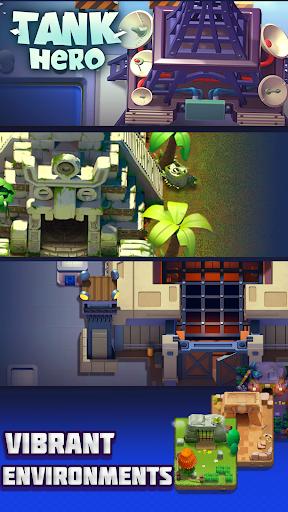Tank Hero - Fun and addicting game 1.5.5 screenshots 3