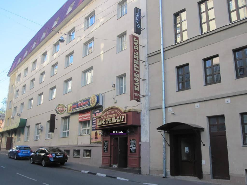 Hotel Na Medovom