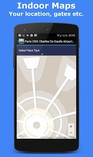 Stansted Flight Information - screenshot thumbnail