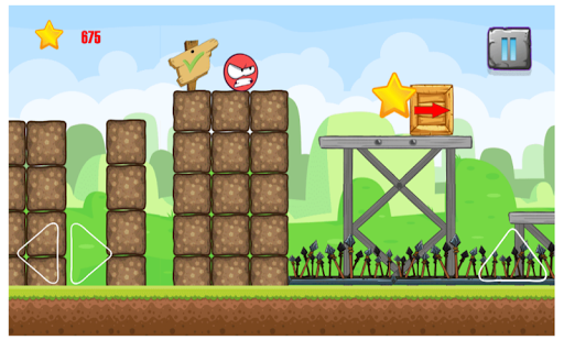 redball hero adventure android2mod screenshots 5