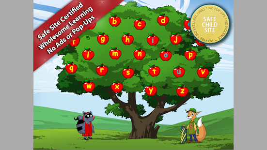 Red Apple Reading Level B1 -Park Planet- Members- screenshot thumbnail