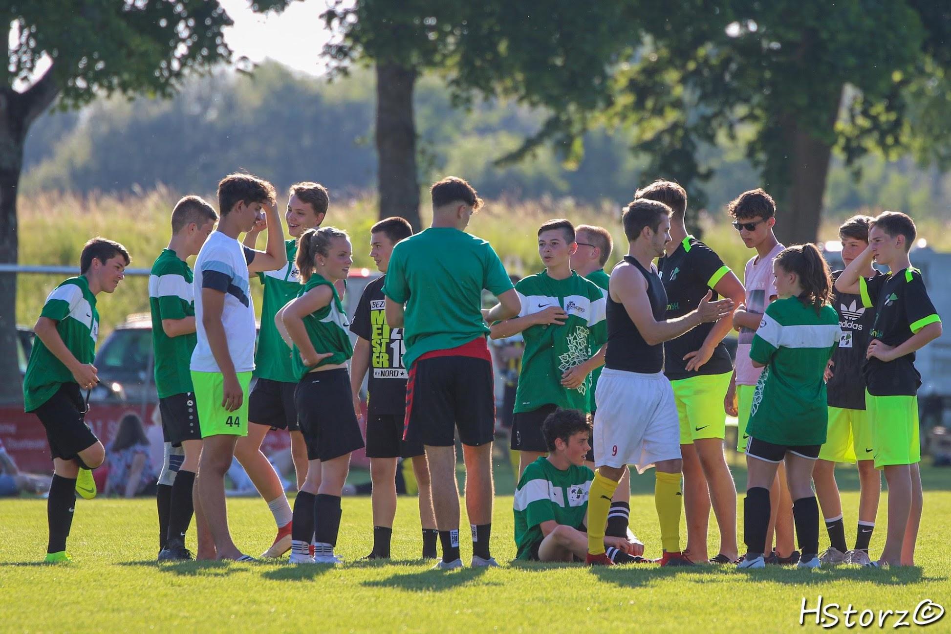 GRÜMPELTURNIER ELZDAMM CUP 2019