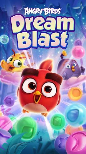 Angry Birds Dream Blast Android App Screenshot