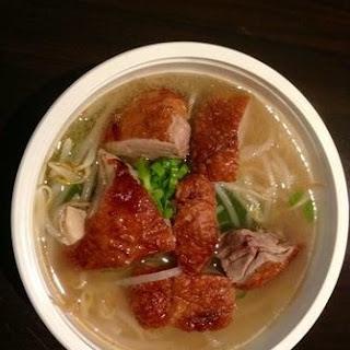 Gluten Free Super Noodle Soup