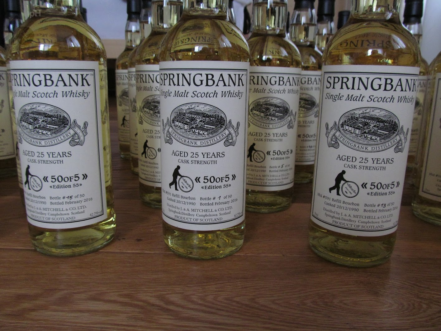 Springbank 50OF5