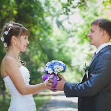 婚礼摄影师Aleksandr Cyganov(Tsiganov)。14.08.2013的照片