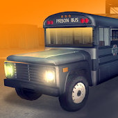 Prison Bus Driver Valley 3D