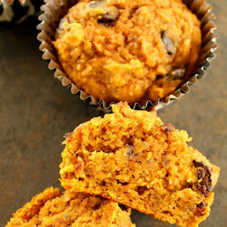 Healthy Pumpkin Muffins With Almond Flour Recipes