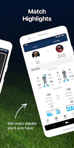 EPL Live: English Premier League scores and stats 8.0.4 Screenshots 7