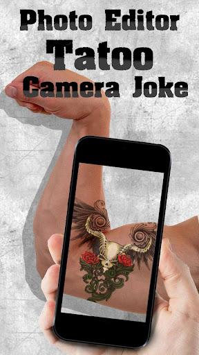 玩模擬App|フォトエディタタトゥーカメラジョーク免費|APP試玩