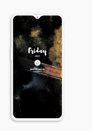 Typo for KWGT screenshot 3