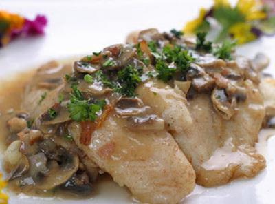 Louisiana Style Grilled Fish Recipe