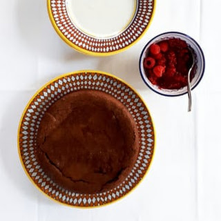 Chocolate, Rosemary, and Hazelnut Cake Recipe