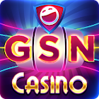 GSN Casino: Slots grátis icon