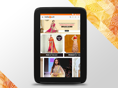 IndiaRush Women Ethnic Fashion screenshot 10