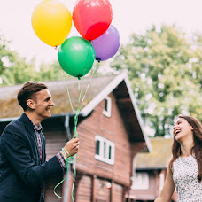 Wedding photographer Oksana Galakhova (galakhovaphoto). Photo of 15.04.2017