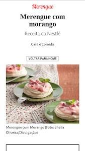 Revista Casa e Comida screenshot 2