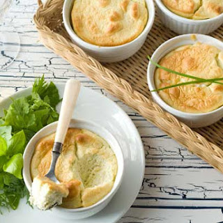 Gluten Free Miracle Souffles.