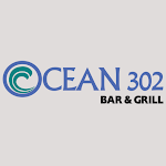 Logo for Ocean 302 Bar & Grill