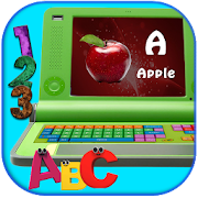 Kids computer - learn alphabet and number