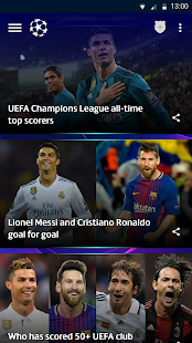 App UEFA Champions League APK for Windows Phone