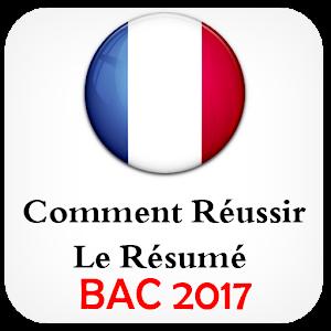franais rsum bac 2017 - Resume Cours Science Bac Math