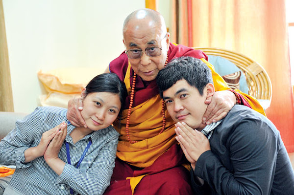 Translating the Dalai Lama's jokes