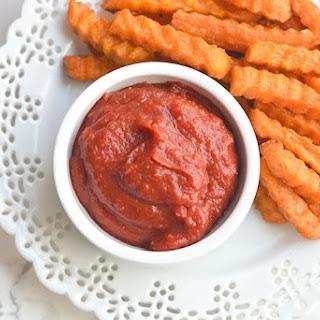 Low Sugar Ketchup {Paleo, Vegan, Low Cal, GF} Recipe
