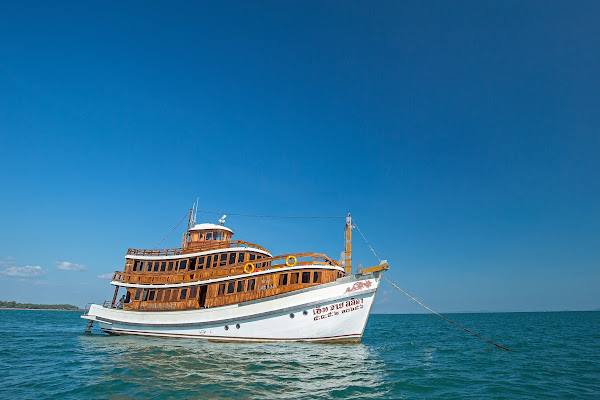 A touch of elegance on board the M/Y Lalida