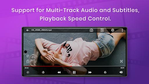 XNX Video Player screenshot 4