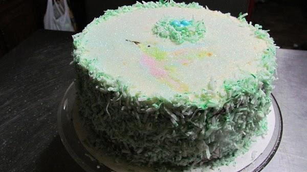 Take a table knife and run along the sides and release the cakes after...