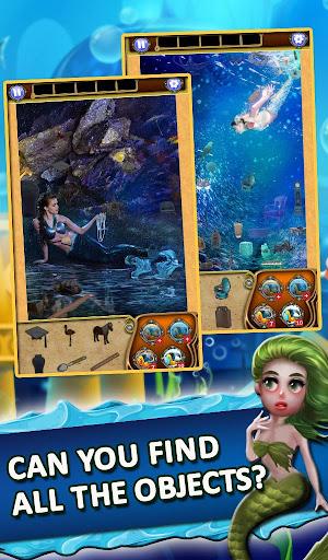 Hidden Object Adventure: Mermaids Of Atlantis screenshots 3