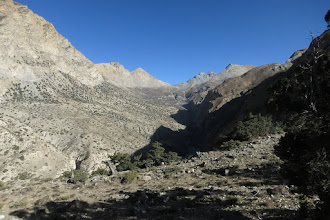 Photo: Sur le sentier des Khampas en direction du Makar La