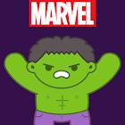 Marvel Stickers: Hero Mix icon