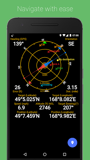 GPS Status & Toolbox screenshot 3