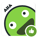 AHA Live Video Chat Messaging icon