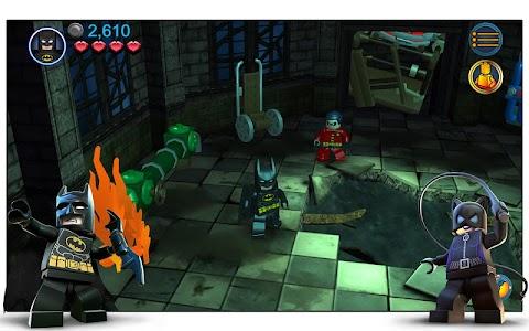 LEGO Batman: DC Super Heroes screenshot 5