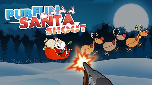 Pub Fun Santa Shoot