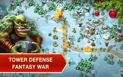 Toy Defense: Fantasy Tower TD Screenshot 19