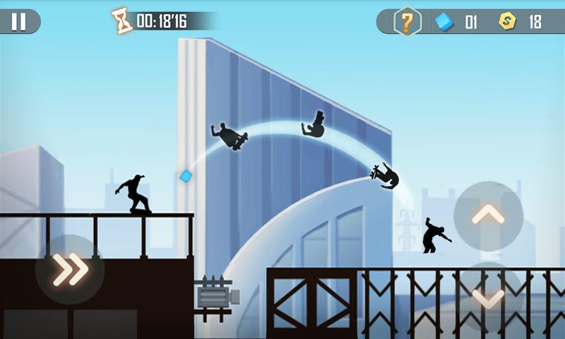 Shadow Skate v1.0.2 (Mod Money)