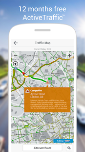 CoPilot Premium UK+Ireland GPS- screenshot thumbnail