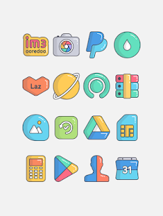 Olympia – Icon Pack (MOD, Paid) v1.2 2