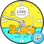 Garfield official watch face 3 Icon