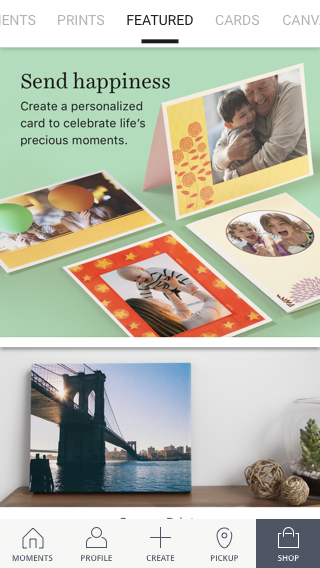 KODAK MOMENTS - Photo Printing- screenshot
