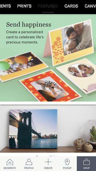 KODAK MOMENTS Print Premium Photo Gifts Android Apps