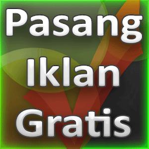 iklan banner GRATIS