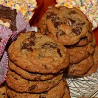 Soft Batch Chocolate Chip Cookies Recipe